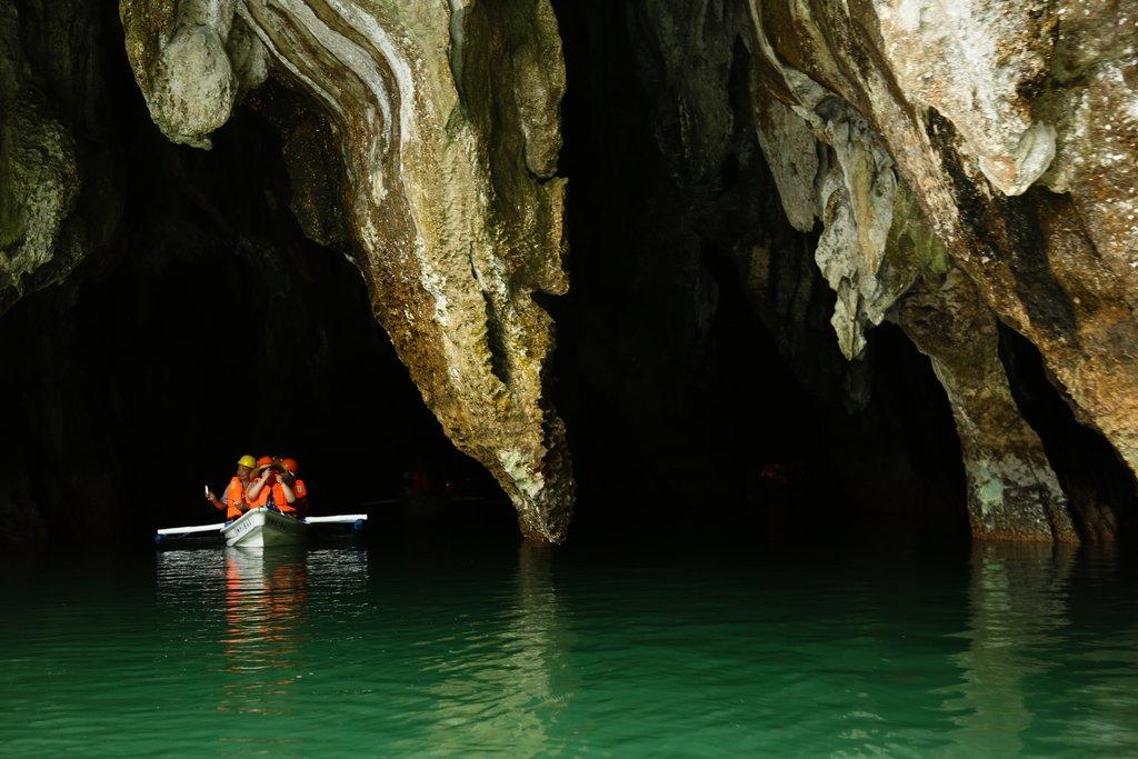Puerto Princesa Underground River, the Philippines