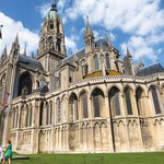 Notre Dame Cathedral in Bayeux