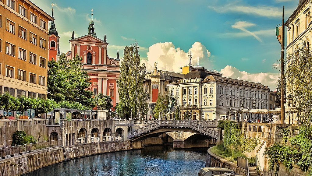 How to Get from Zagreb to Ljubljana