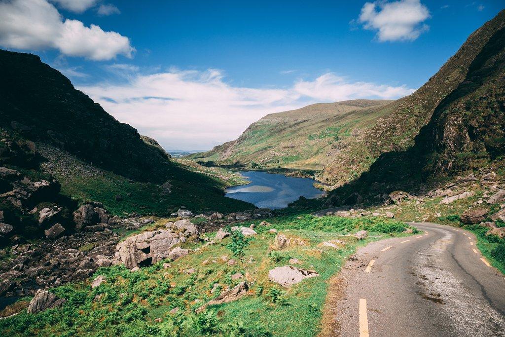 Ireland - Kerry - Dunloe Gap