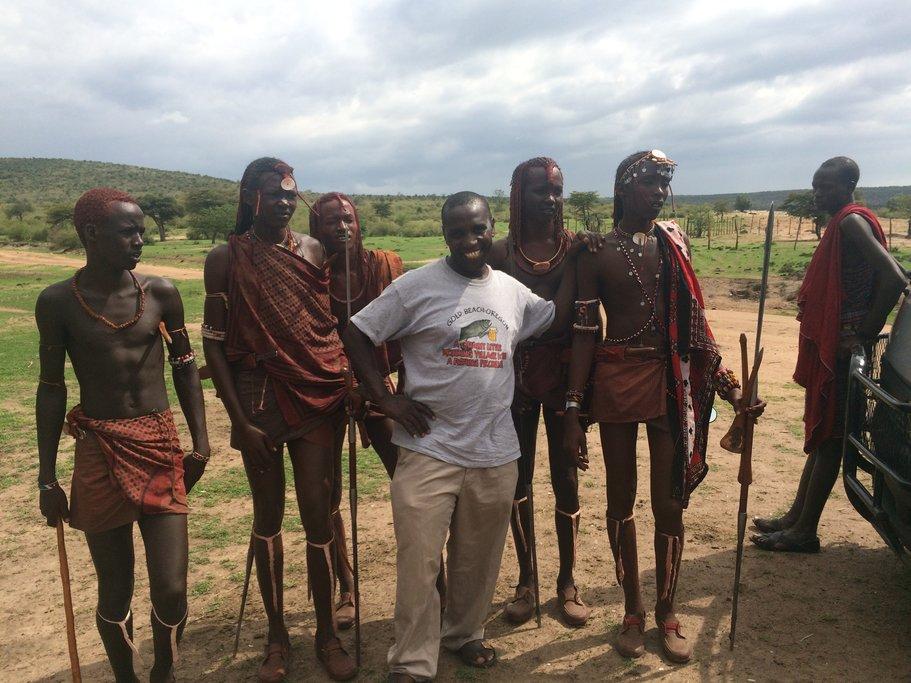Masai morans