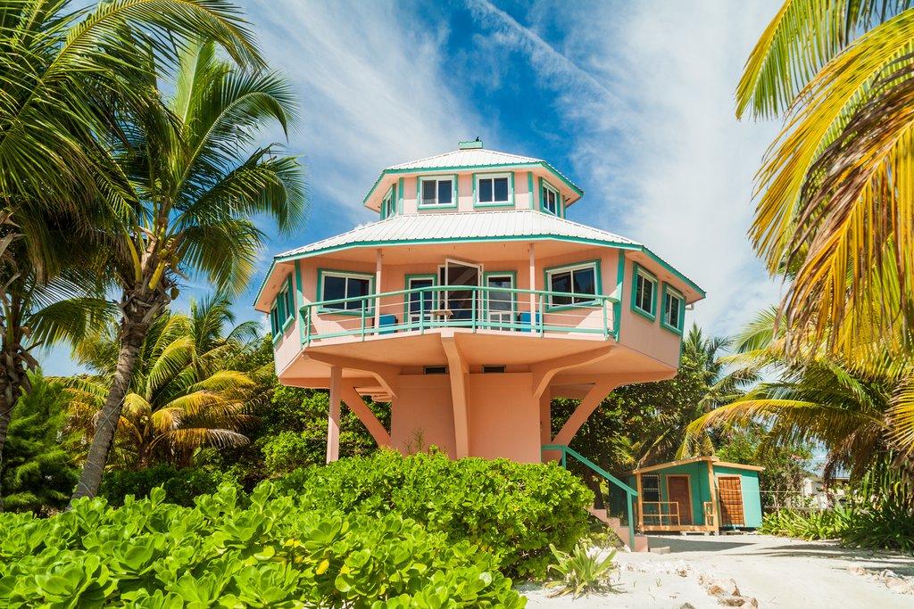 Stilted Villas of Caye Caulker