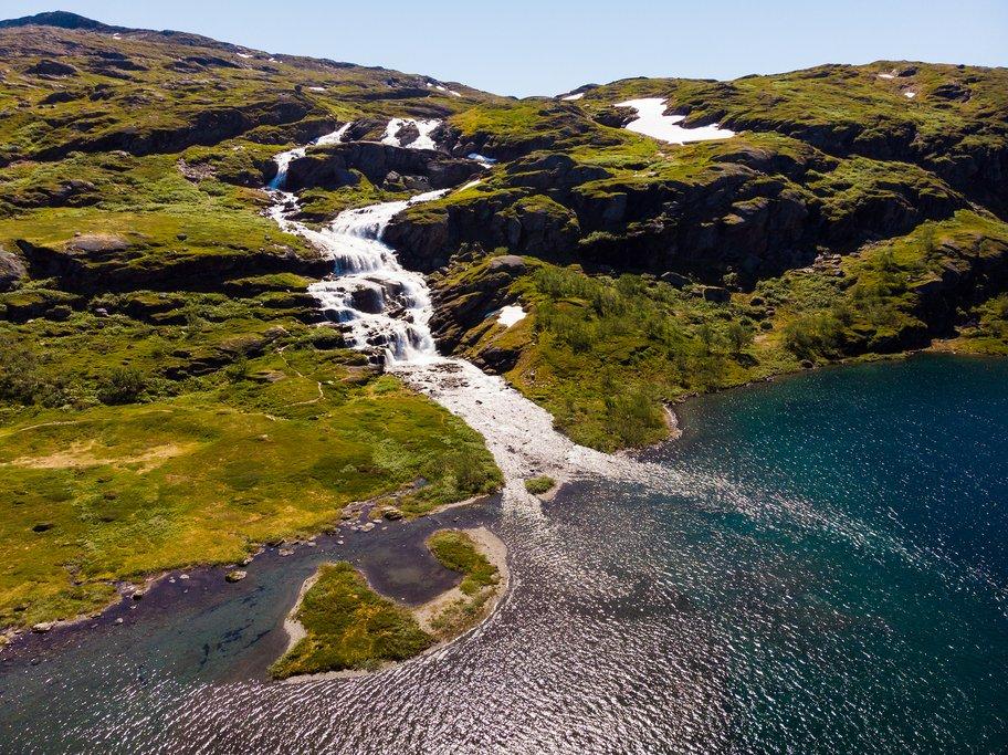 Hallingskarvet National Park, Norway