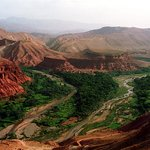 Ochre hues in the Dadès Valley
