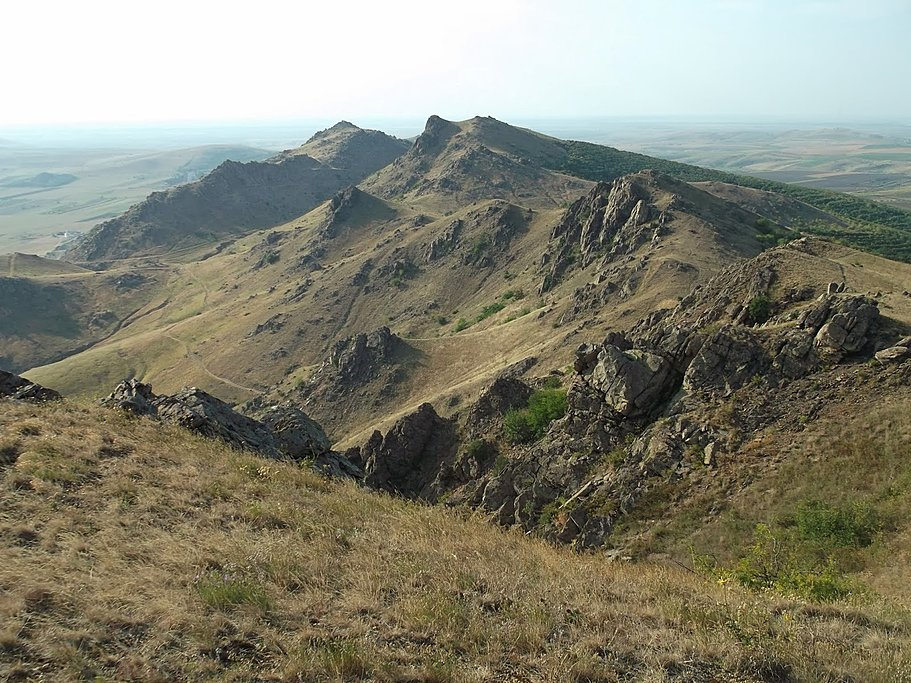Pricopanului Peak