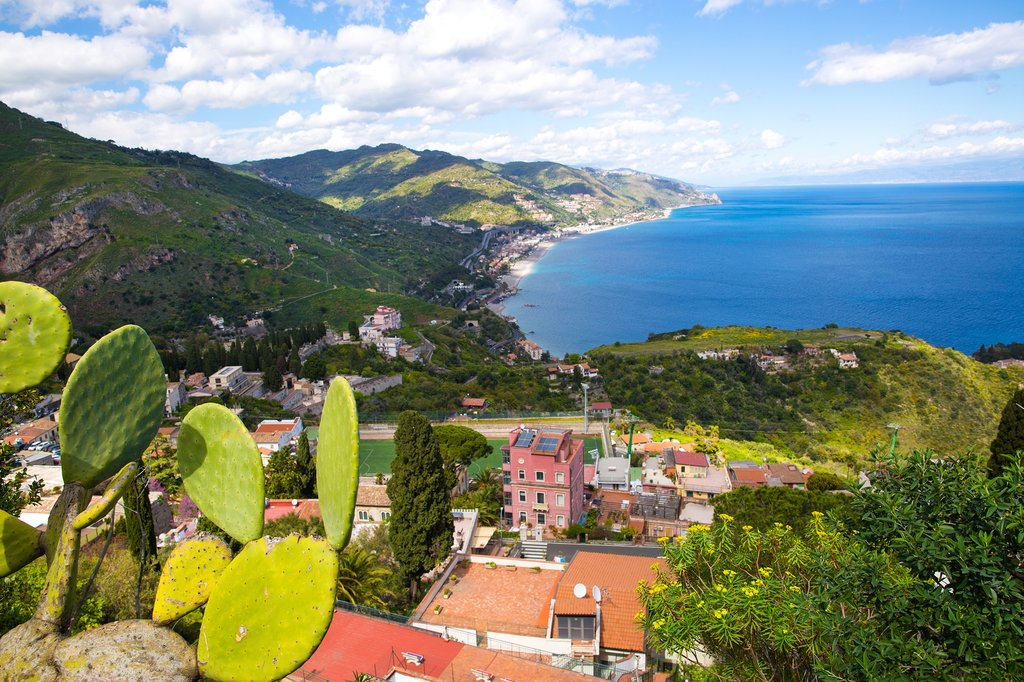How to Get from Palermo to Taormina