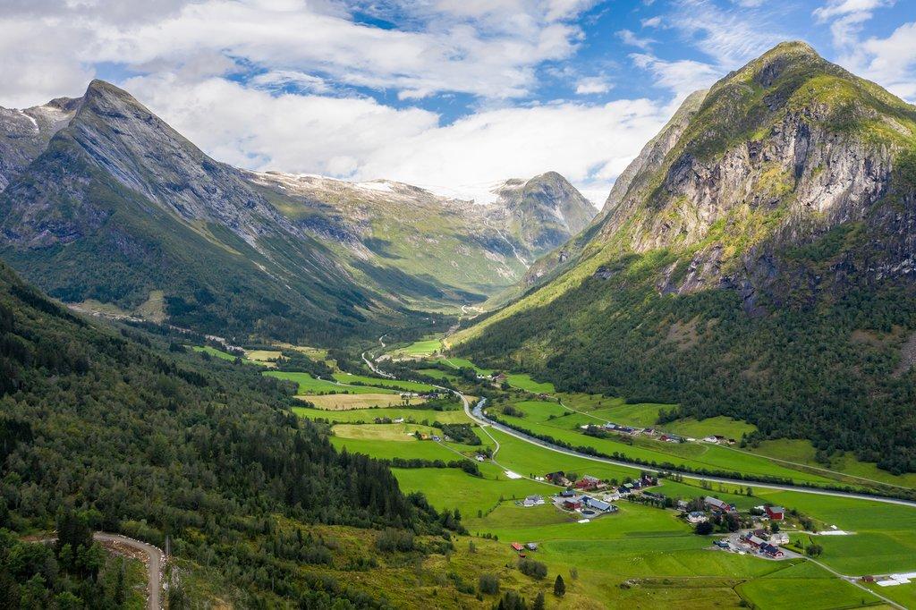 Fjaerland, Norway