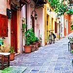 Colorful Rethymno