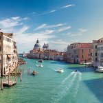 Venice's canal network