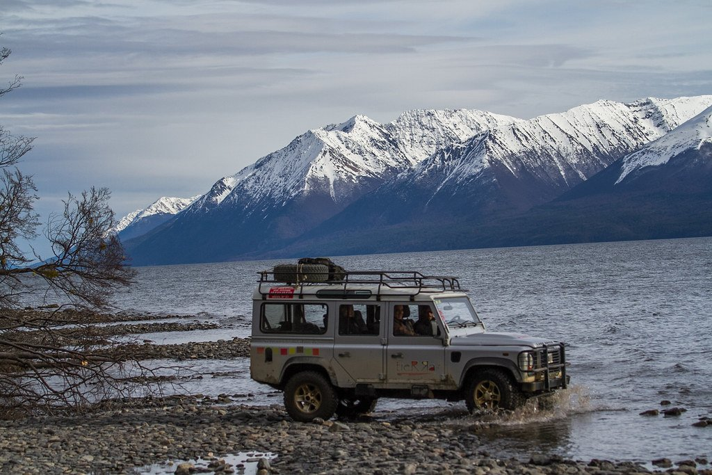 Visit hidden gems on the Lakes Off-Road tour