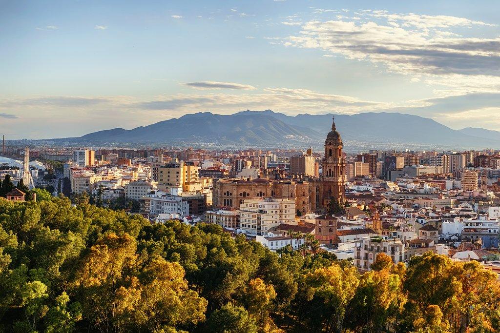 Goodbye, Malaga!