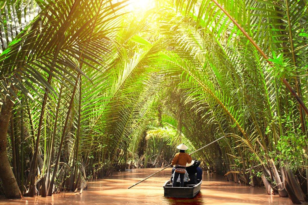 Travel down the Mekong