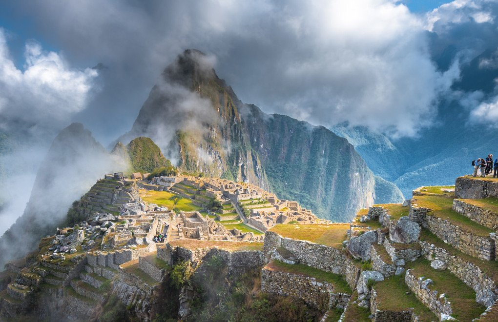 Machu Picchu: an incredible feat of Inca construction