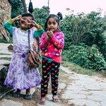 Local children, bandipur