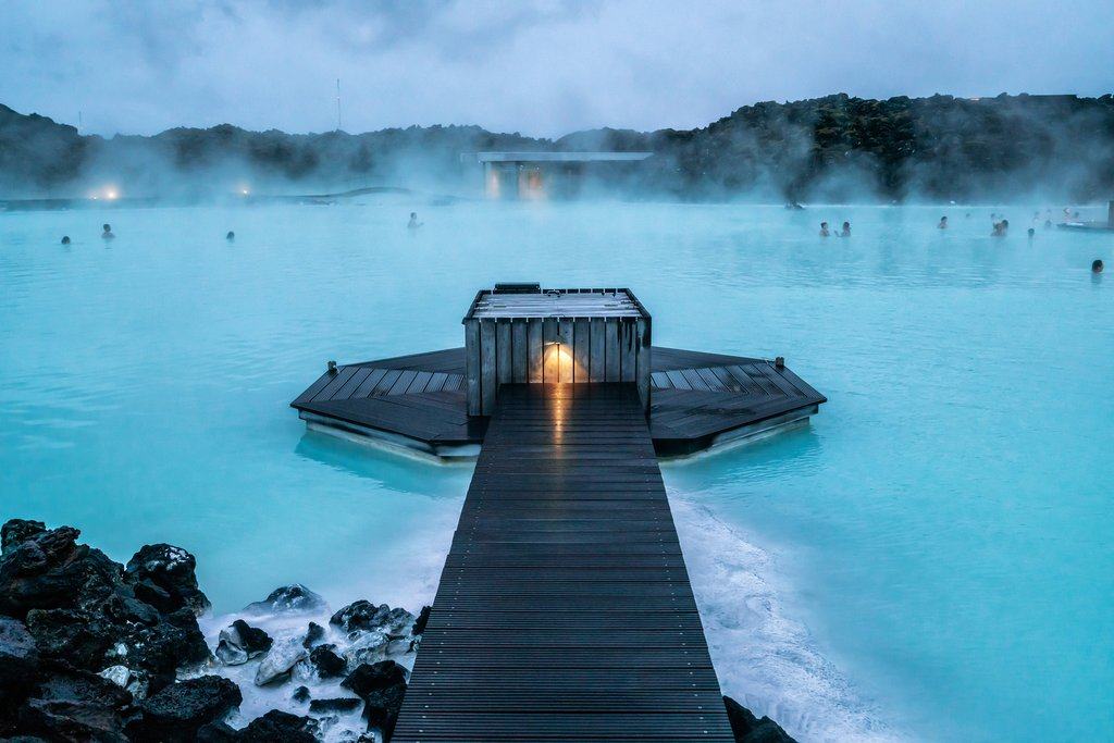 Geothermal Blue Lagoon