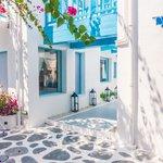 Southern Santorini Cycling Tour