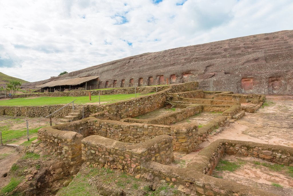 Fort of Samaipata World Heritage Site