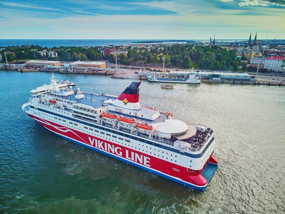 Hop a ferry to Helsinki