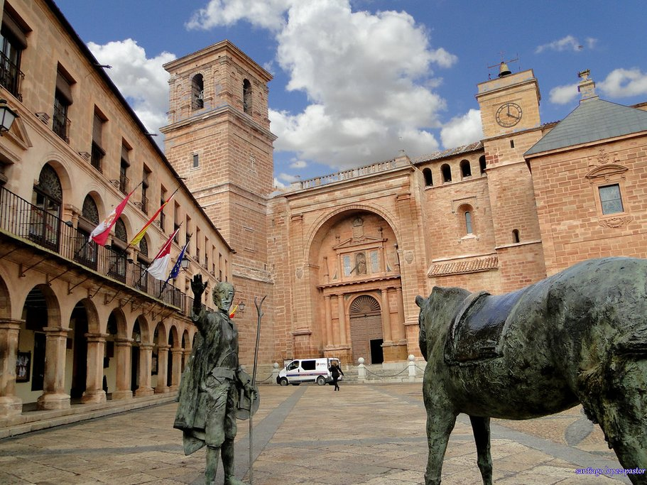 Plaza Mayor, Villanueva de los Infantes