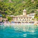 Boat Cruise to Portofino in the Italian Riviera