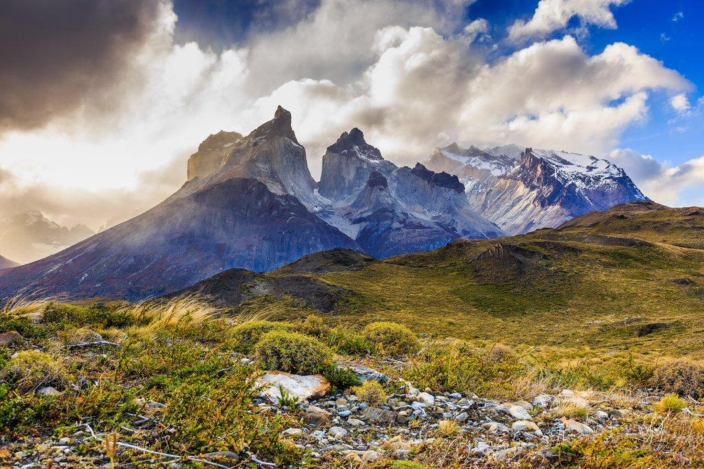 Goodbye, Torres del Paine!