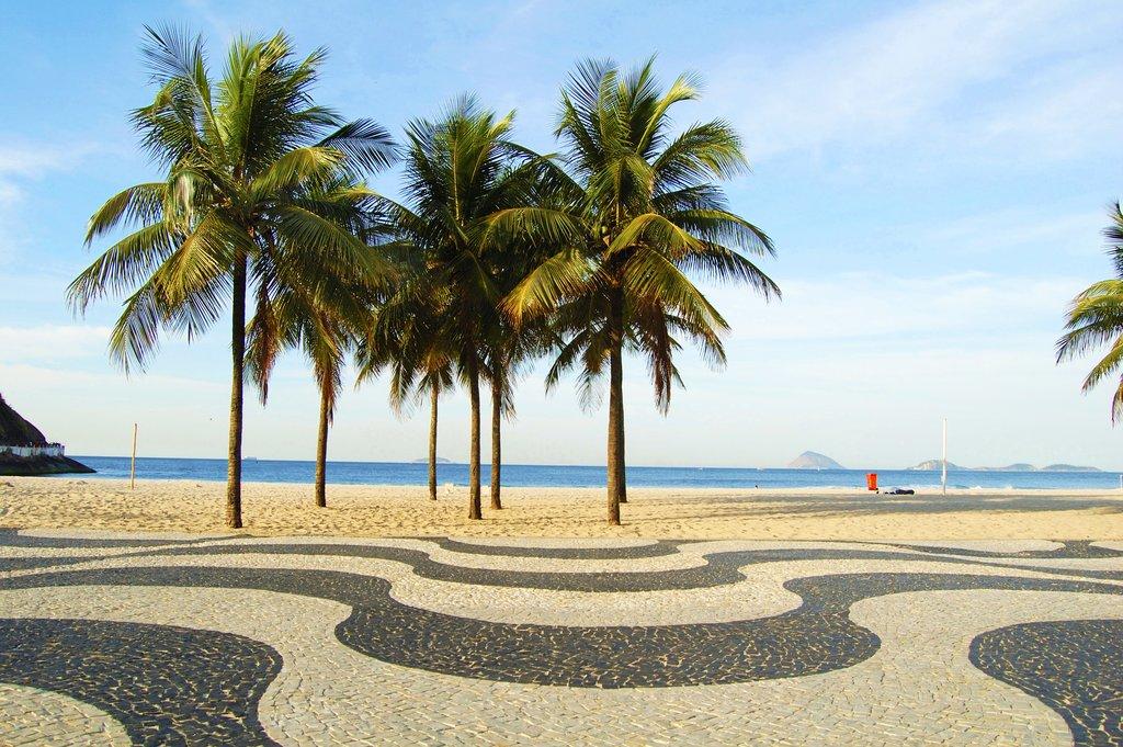 Copacabana Boardwalk