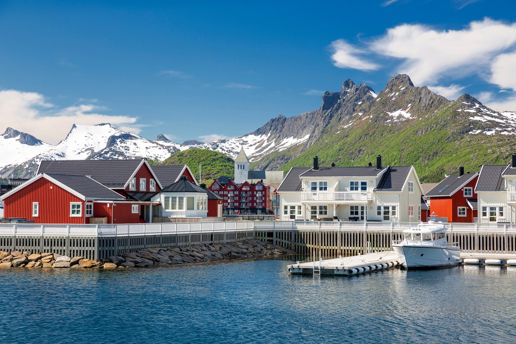 How to Get to the Lofoten Islands