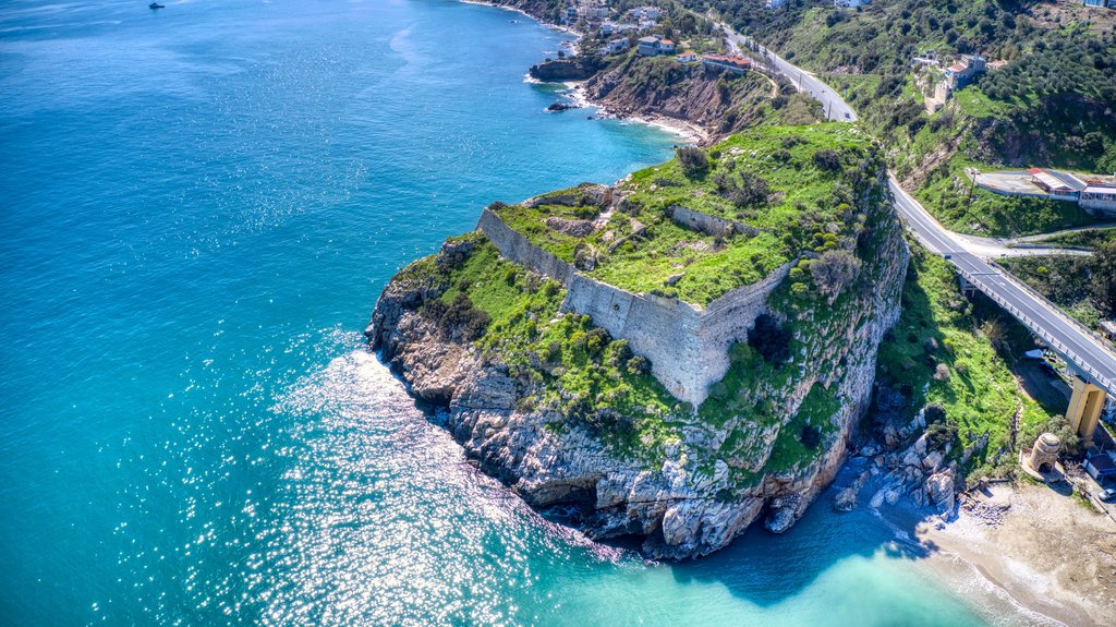 Venetian Fortress of Palaiokastro