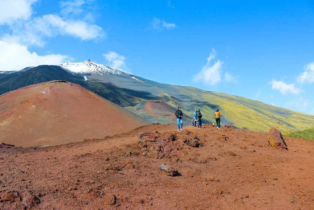 How to Get to Mount Etna