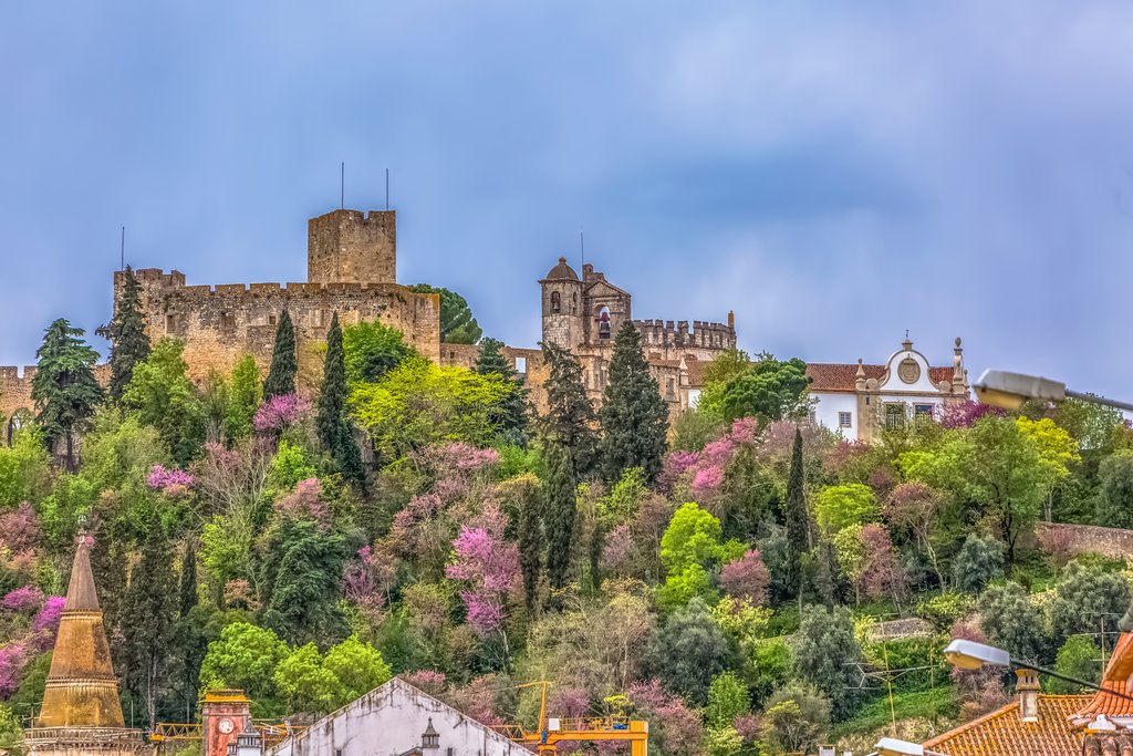 Tomar makes a great stop on the way to Porto