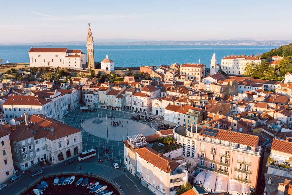 How to Get from Ljubljana to Piran