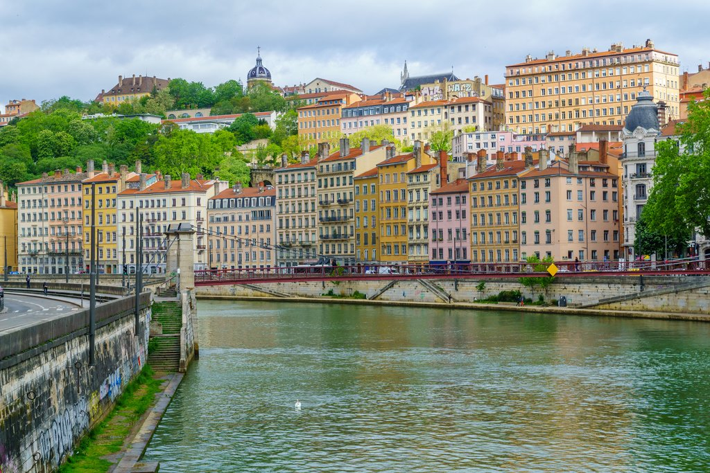 How to Get from Paris to Lyon
