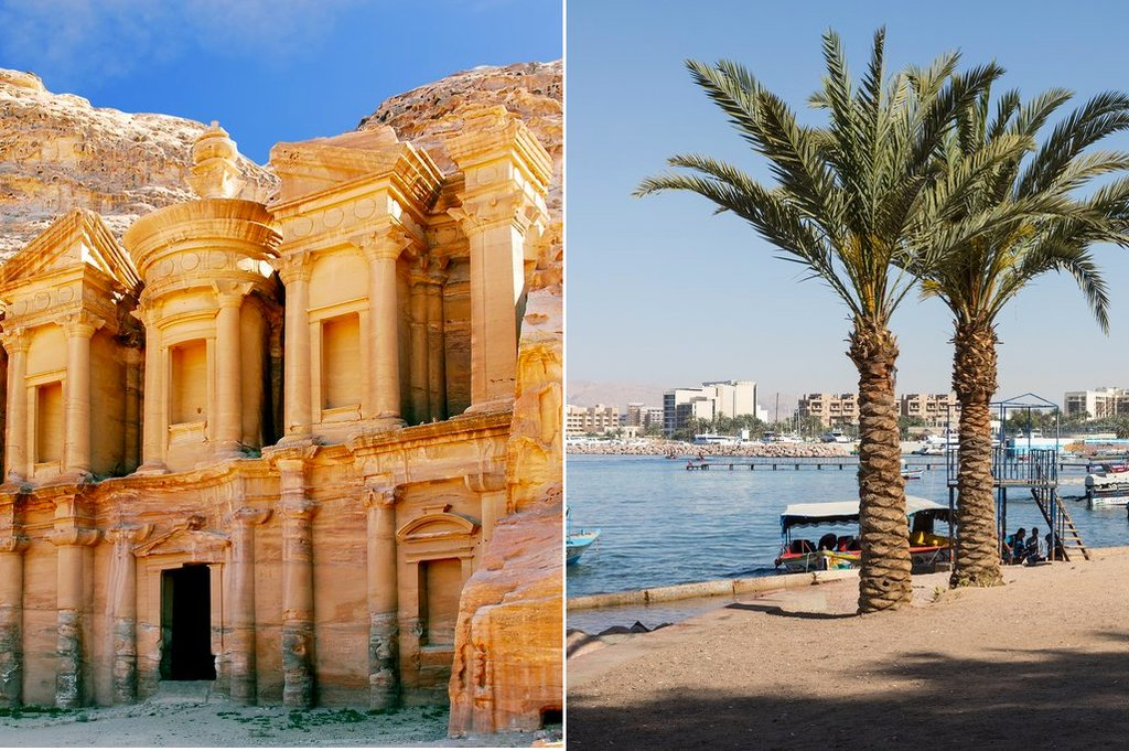How to Get from Petra to Aqaba
