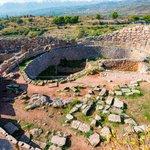 The Cyclopean walls of Mycenae