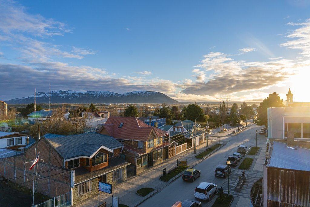 Enjoy your final night in Puerto Natales