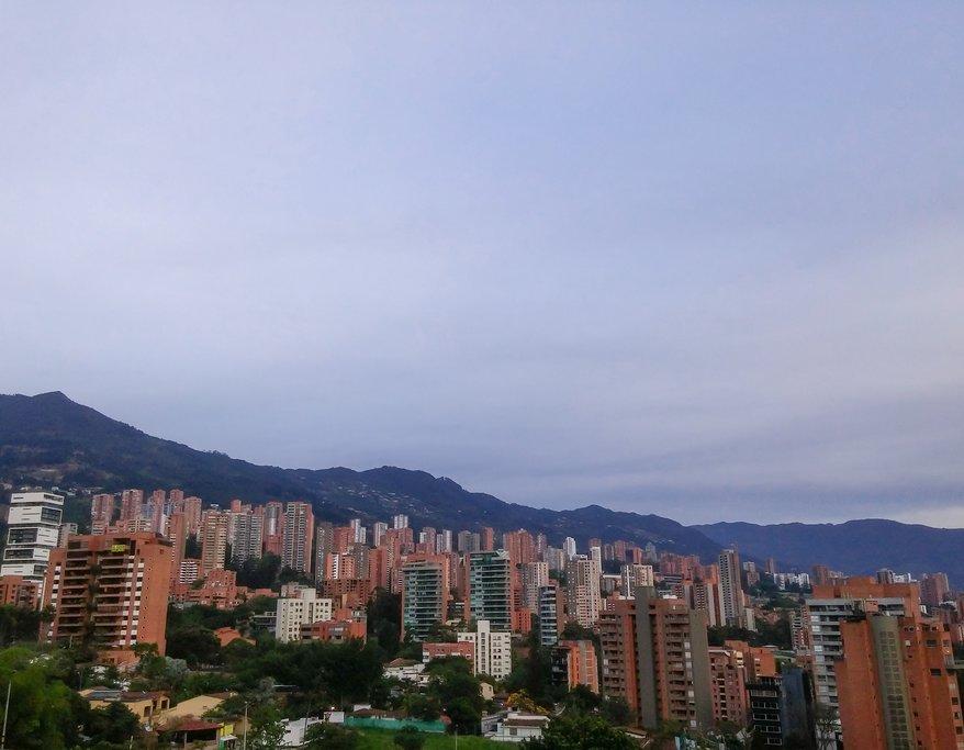 El Poblado, the trendiest neighborhood in Medellín