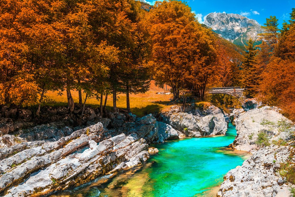 How to Get from Kranjska Gora to Bovec