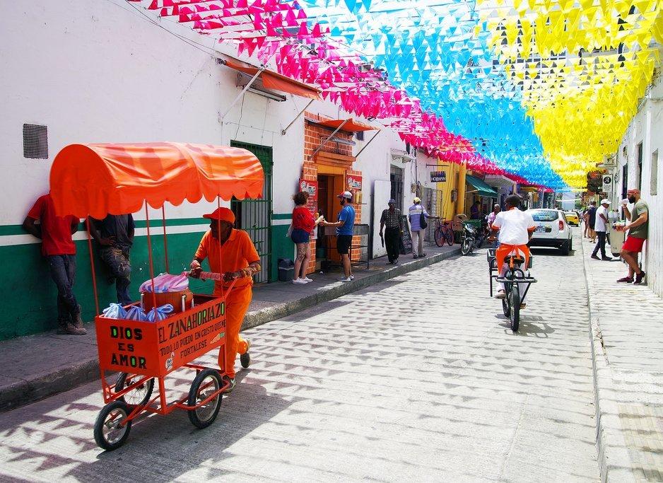 Stroll Cartagena