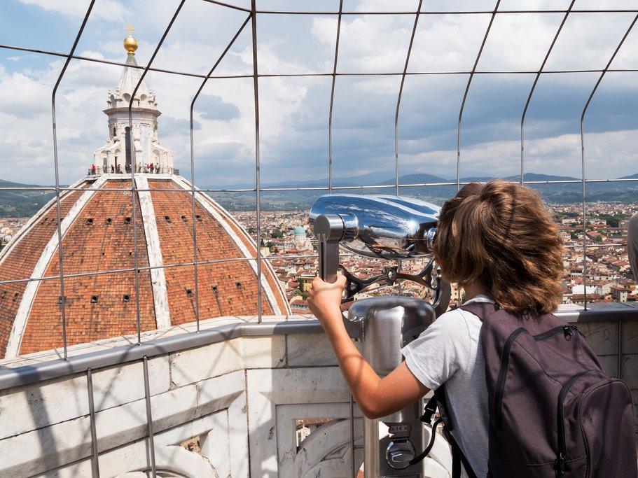 Dome of Basilica di Santa Maria del Fiore