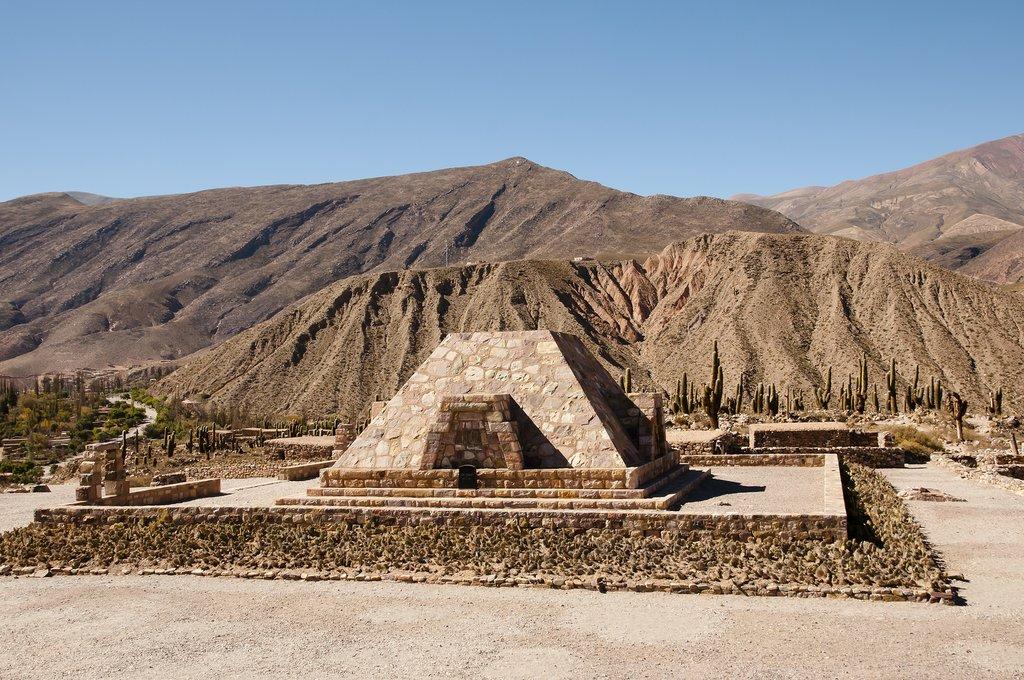 Pucara de Tilcara Ruins