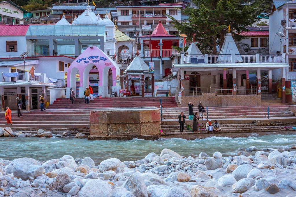 Bhagirathi River Ghat