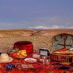 Horseback Riding in the Agafay Desert of Morocco