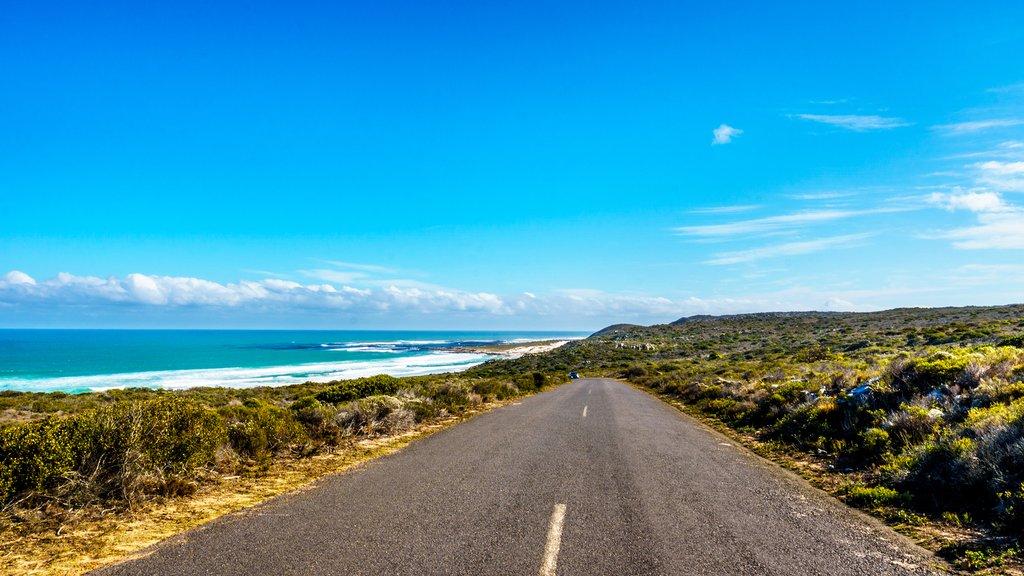 Riding through Cape of Good Hope