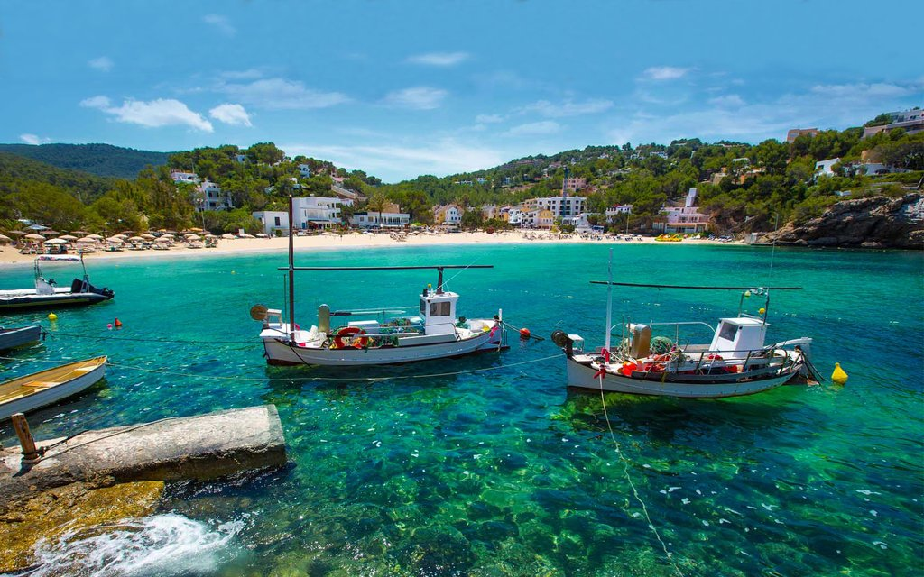Clear Waters of Ibiza