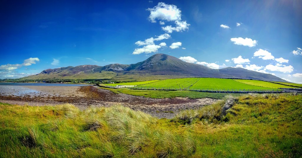 Landscapes of Croagh Patrick