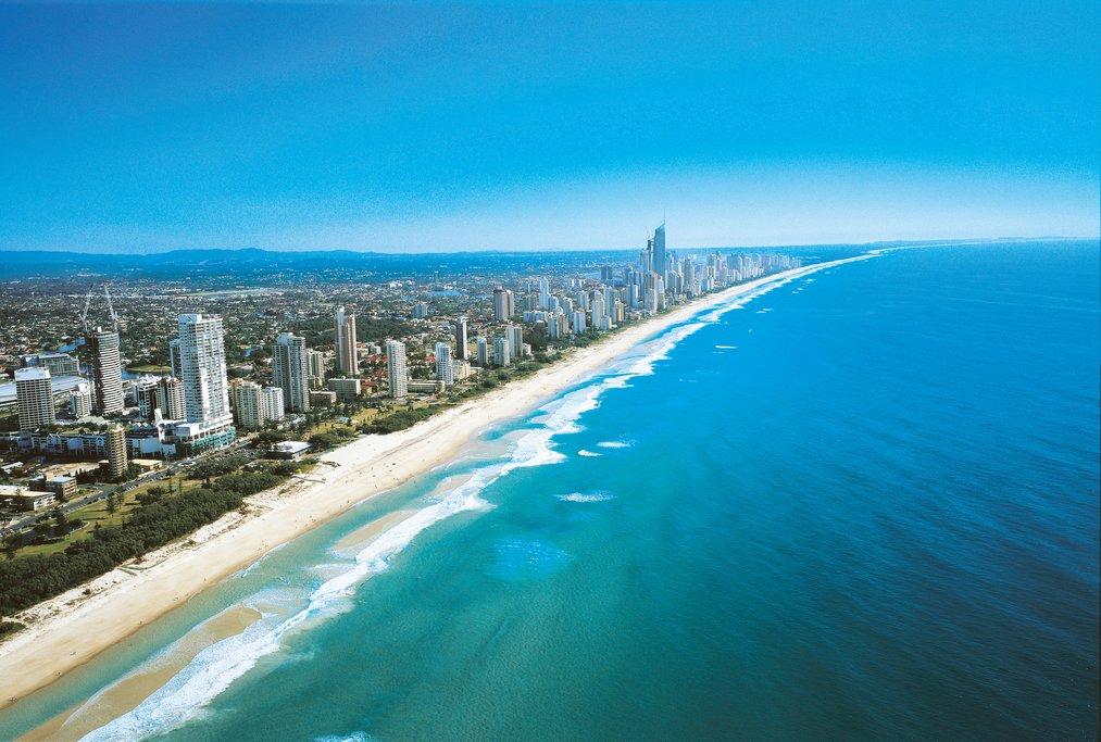 Broadbeach to Surfers Paradise