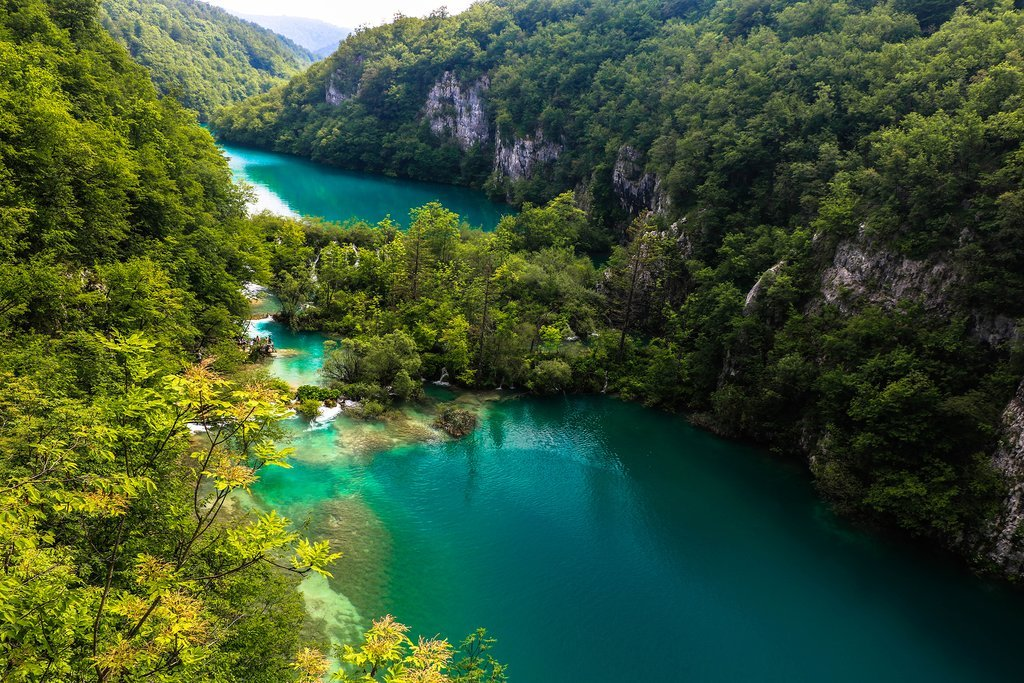 How to Get from Istria to Plitvice Lakes National Park