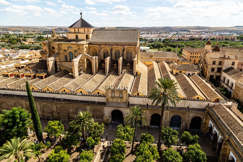 The Mezquita, in Córdoba