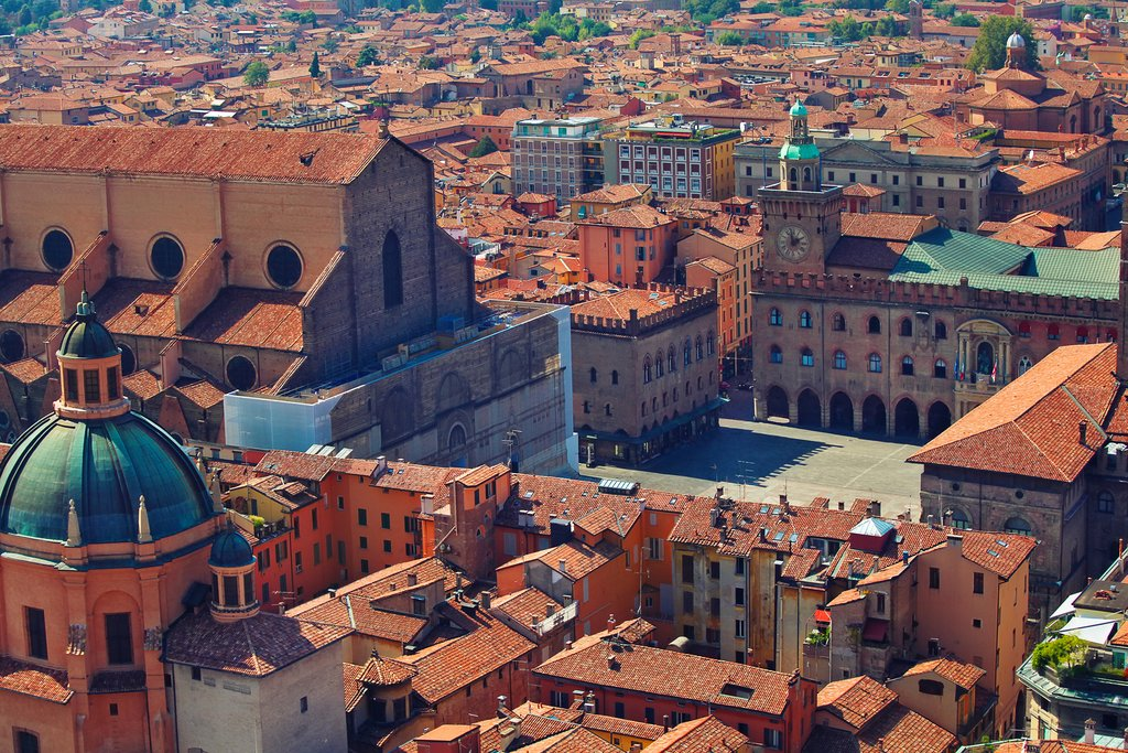 How to Get from Milan to Bologna