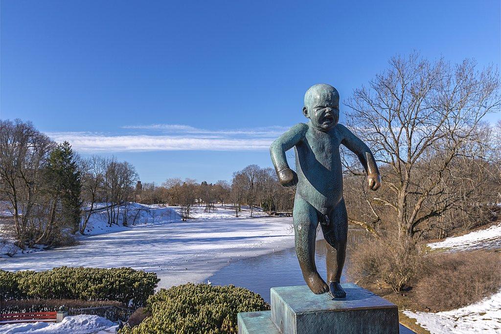 Vigelund Sculpture Park